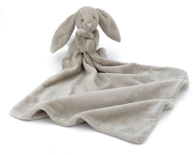 Jellycat Baby - BASHFUL BUNNY SOOTHER BEIGE 33CM