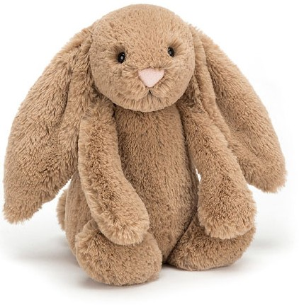 Bashful and Blossom Bunnies - BASHFUL BUNNY BISCUIT 31CM