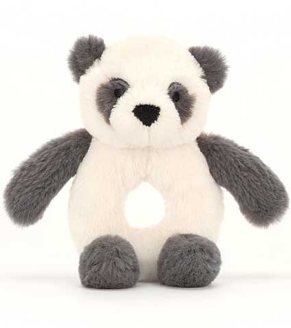 Retired Jellycat - HARRY PANDA GRABBER 13CM