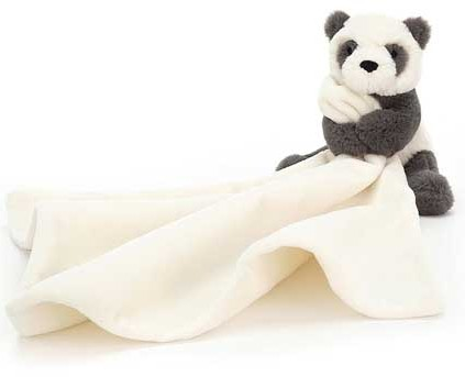 Jellycat Baby - HARRY PANDA SOOTHER 34CM