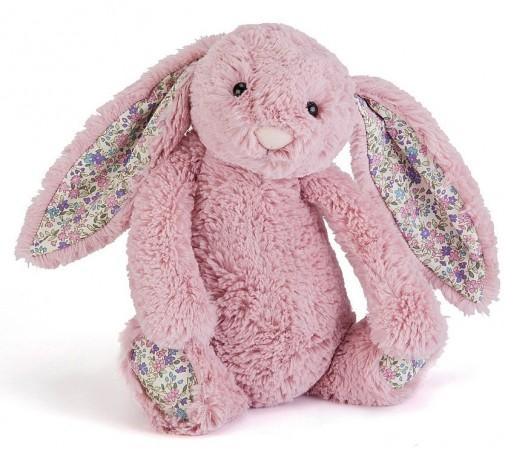 Broom Stick Bunny Mirror: Corfe Bears > Jellycat > BLOSSOM BUNNY TULIP 31CM