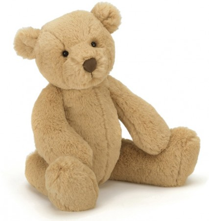 Retired Bears and Animals - BUTTERSCOTCH BEAR 35CM