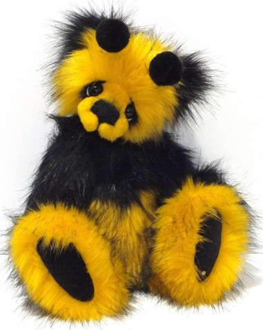 Kaycee Bears Mr Bumbles Cuddly Bumble Bee Made In England