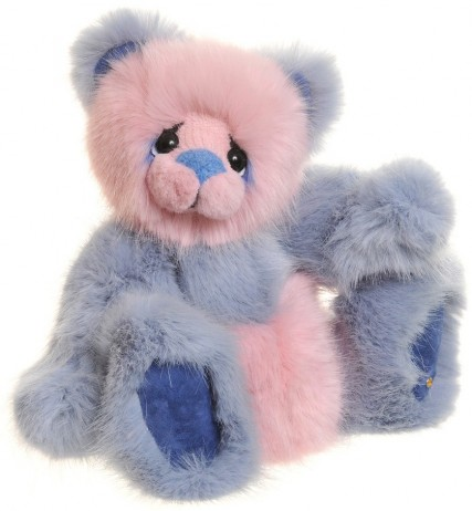 Kaycee Bears Plush - SWEETIE PANDA 12""
