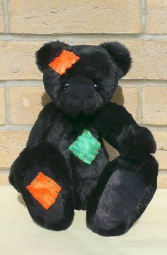 Kaycee Bears Tramp Kelsey Cunnningham Teddy Bears