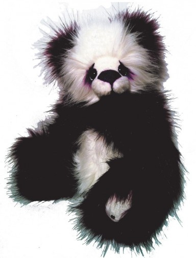 Kaycee Bears Plush - RONNIE  37CM