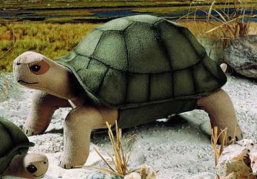 Retired Kosen Animals - TORTOISE 27CM
