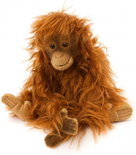 Corfe Bears Gt Kosen Animals Gt Orangutan Mohair 40cm