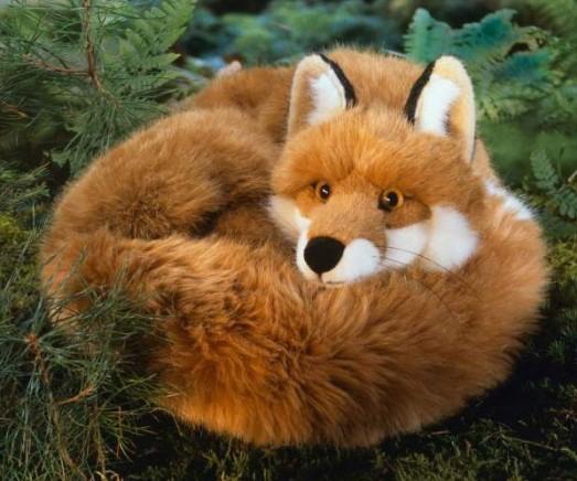 Kosen Vixen 5580 Kosen Animals Fox