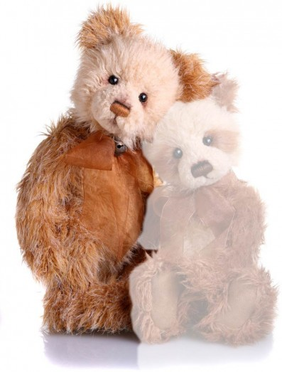 Retired Charlie Bears - LOUISE 34CM