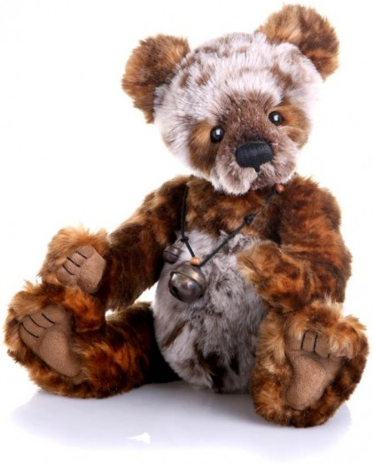 Retired Charlie Bears - LUDO 29CM