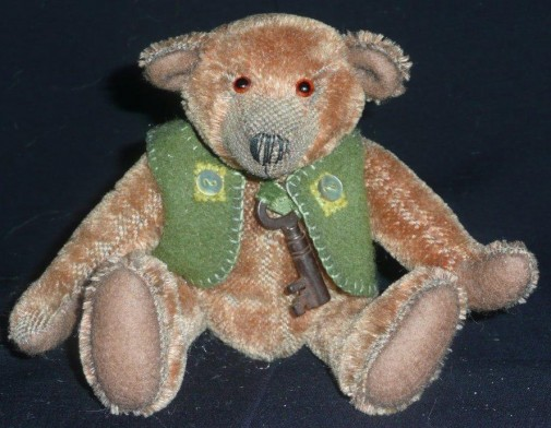 Retired Bears and Animals - HENRY 6""