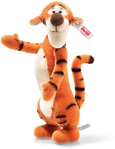 Steiff Limited Licensed Characters - DISNEY MINIATURE TIGGER 24CM