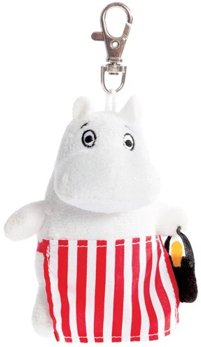 OTHER CHARACTERS - MOOMIN MAMA KEY CLIP 4""