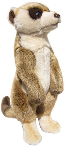 Retired Faithful Friends - MEERCAT SOFT TOY