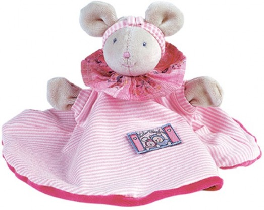 Retired Bears and Animals - LILA MOUSE COMFORTER 30CM