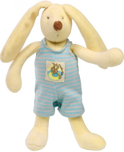 Broom Stick Bunny Mirror: Moulin Roty Malo Bunny Rattle, Baby Toys And Christening Gifts