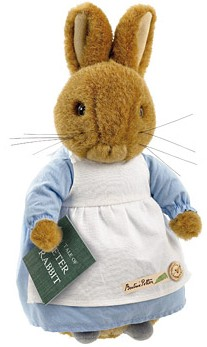 Retired Bears and Animals - MRS RABBIT 22CM