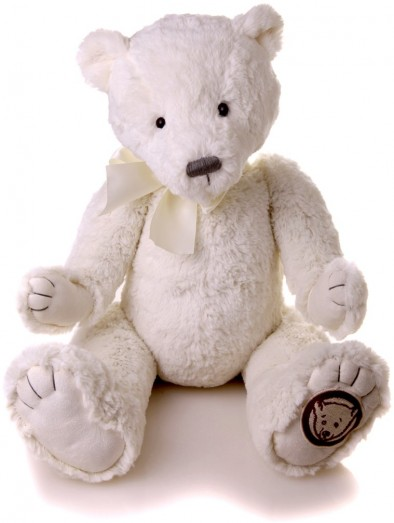 Retired Charlie Bears - MY FIRST CHARLIE BEAR WHITE 20""