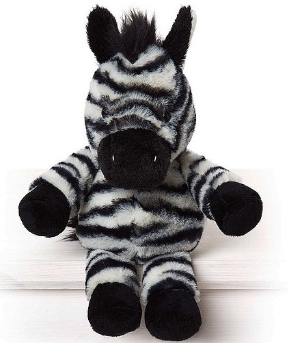 OTHER ANIMALS - OTIS ZEBRA 20CM