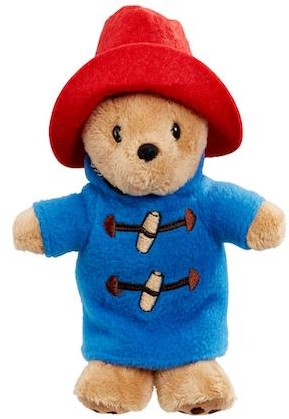 Retired Other - PADDINGTON CLASSIC BEAN TOY 13CM