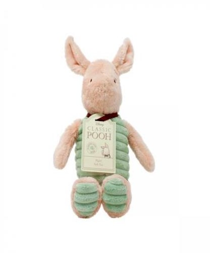 Disney Classic Pooh The Hundred Acre Wood Collection - DISNEY CLASSIC PIGLET SOFT TOY 13CM