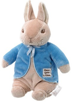 My First Peter Rabbit Toy Beatrix Potter Baby Toy Po0910