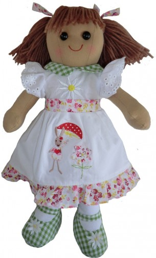 Retired Bears and Animals - RABBIT DRESS RAGDOLL 40CM