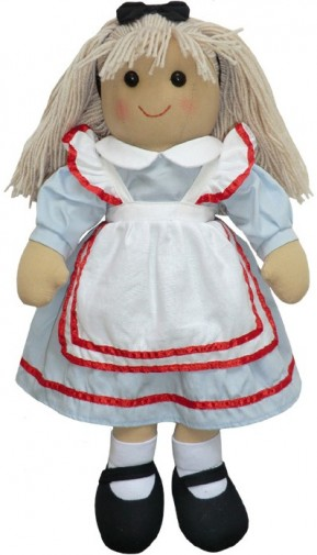 Retired Bears and Animals - RAG DOLL ALICE 40CM