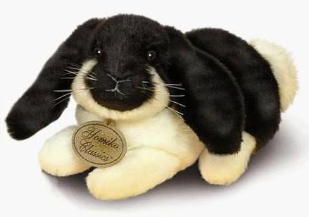 Russ Berrie Lop Eared Bunny Plush Rabbit Yomiko Classics 35996