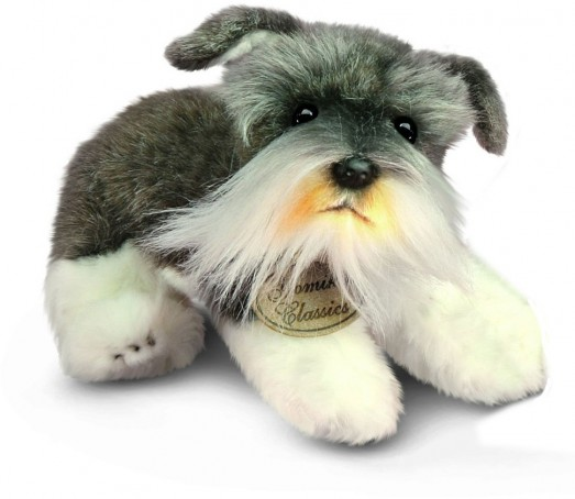 Retired Bears and Animals - SCHNAUZER DOG 17""