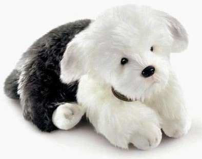 Retired Bears and Animals - SHEEP DOG 16""