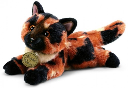Retired Bears and Animals - TORTOISESHELL CAT 11""