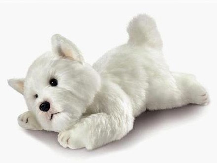 Retired Bears and Animals - WESTIE DOG 16ֲ½""