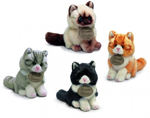 Retired Bears and Animals - CATS 6""