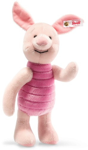 Steiff Limited Licensed Characters - DISNEY LARGE CONTEMPORY PIGLET 26CM