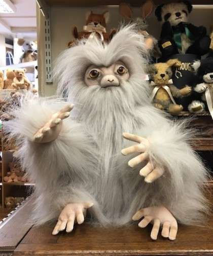 Retired Steiff Bears - DEMIGUISE(FANTASTIC BEASTS) **SPECIAL OFFER** 45CM