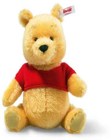 Steiff Limited Licensed Characters - DISNEY MINIATURE POOH BEAR 22CM
