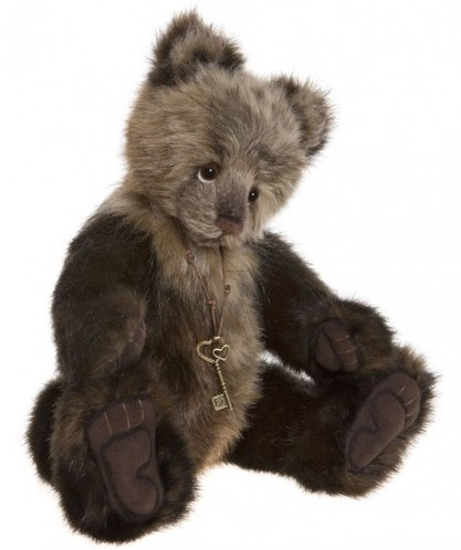 Retired Charlie Bears - SHUSH 13""