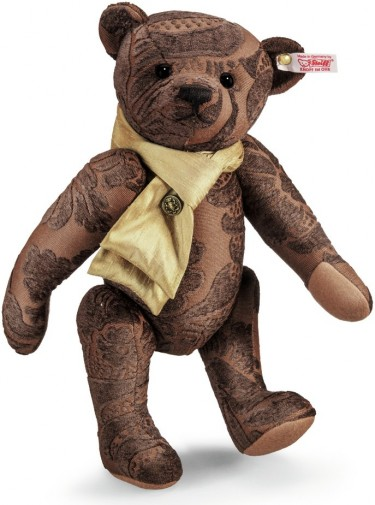 Retired Steiff Bears - ANTHONY TEDDY BEAR 35CM