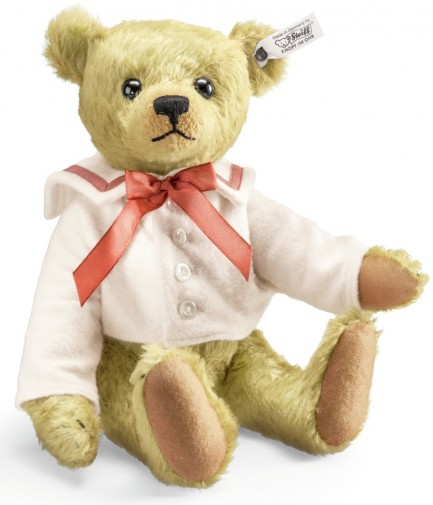 Retired Steiff Bears - ARCHIE REPLICA 1910 32CM