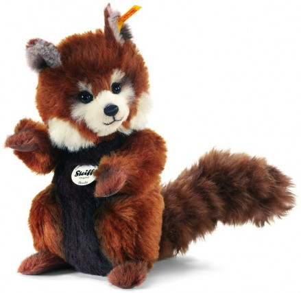 Retired Steiff Bears - BENDY RED PANDA 26CM