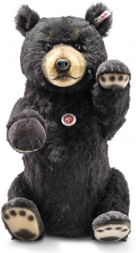 Steiff Limited Editions - BLACK BEAR 50CM