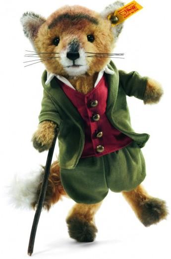 Steiff Mr Tod Fox Steiff Beatrix Potter Fox Ean 354847