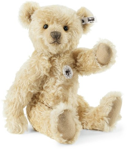 Retired Steiff Bears - MR VANILLA REPLICA 1906 35CM