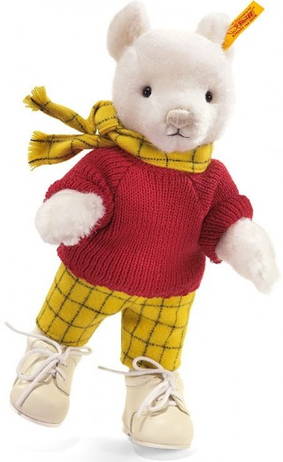 Retired Steiff Bears - RUPERT THE BEAR 25CM