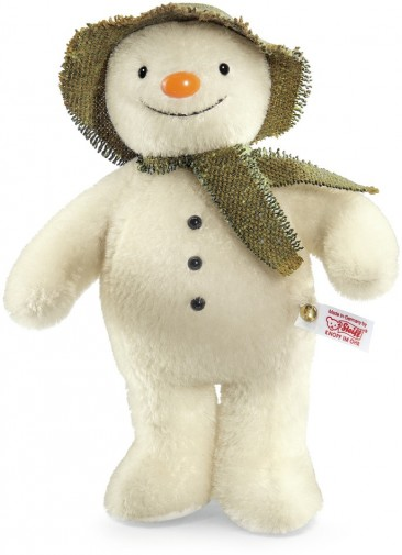 Retired Steiff Bears - THE SNOWMAN 25CM