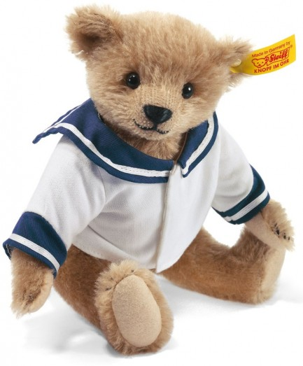 Steiff Classic Teddy Bears - ANDY TEDDY BEAR 21CM