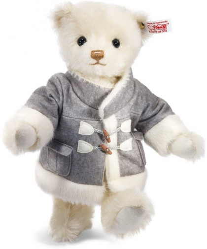 Retired Steiff Bears - DUFFLE TEDDY BEAR 27CM