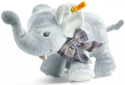 Retired Steiff Bears - LITTLE BABY TRAMPILI ELEPHANT 28CM